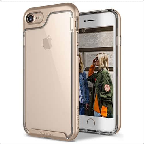 Caseology iPhone 8 Clear Case