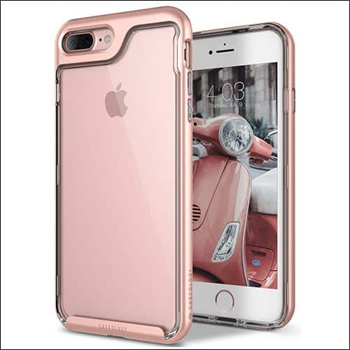 Caseology iPhone 8 Plus Clear Case