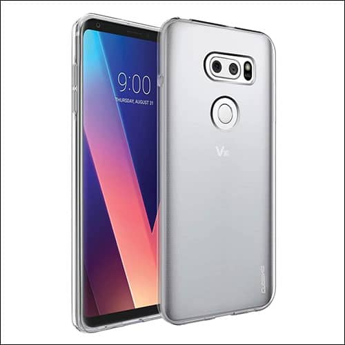 Cubevit LG V30 Clear Cases