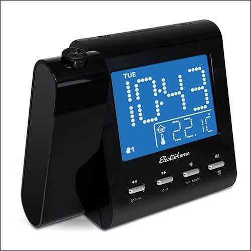 Electrohome best radio alarm clock