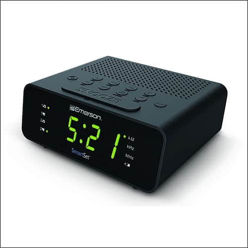 Emerson best smart alarm clock