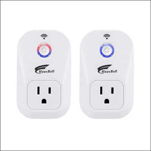 HAUSBELL Smart Plug for Alexa