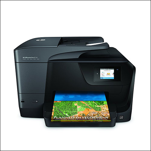 HP OfficeJet Pro 8710 Wireless All-in-One Photo Printer