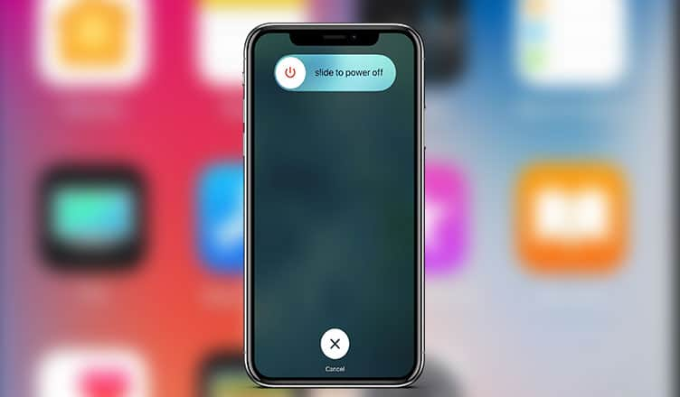 How to Restart or Reboot iPhone 8, 8 Plus and iPhone X