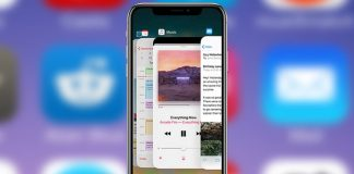 How to Switch Apps on iPhone X