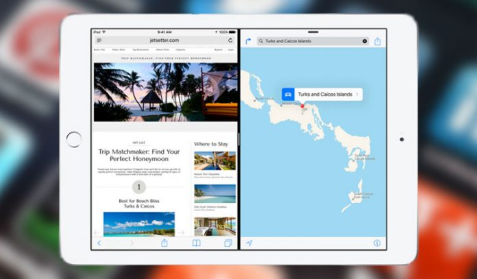 How to Use Slide Over and Split View in iOS 11 on iPad