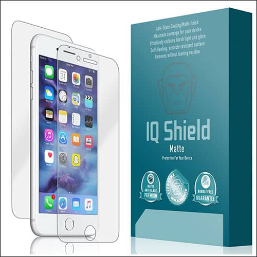 IQ SHIELD iPhone 8 screen protectors