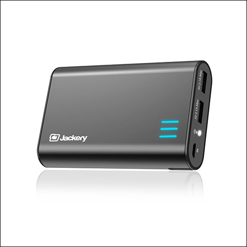 Jackery Power Banks for iPhone 8, 8 Plus and iPhone X