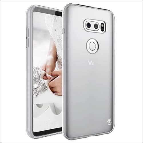 LK LG V30 Clear Cases