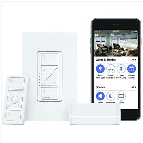 LUTRON Smart Light Switch for Alexa