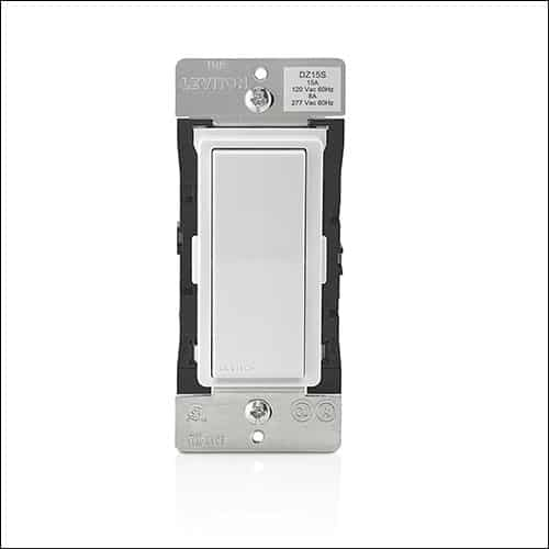 Leviton Z WAVE Tech Smart Light Switch for Alexa