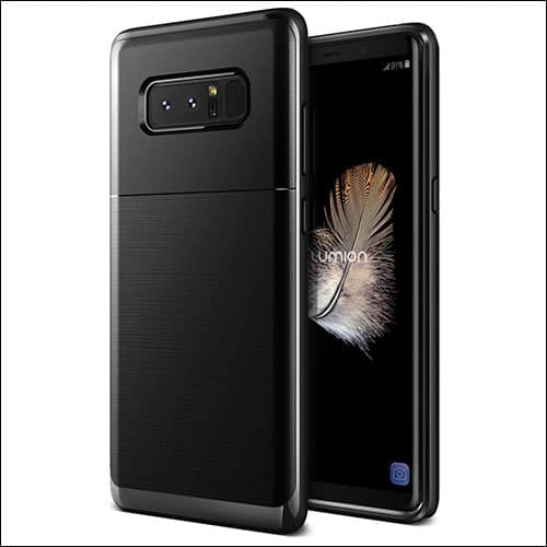 Lumion Samsung Galaxy Note 8 Heavy Duty Case