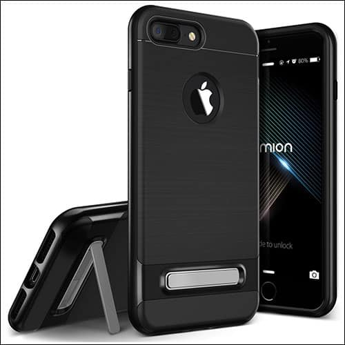 Lumion iPhone 8 Plus Kickstand Case