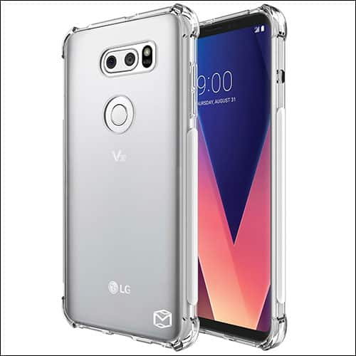 MP-Mall LG V30 Clear Cases