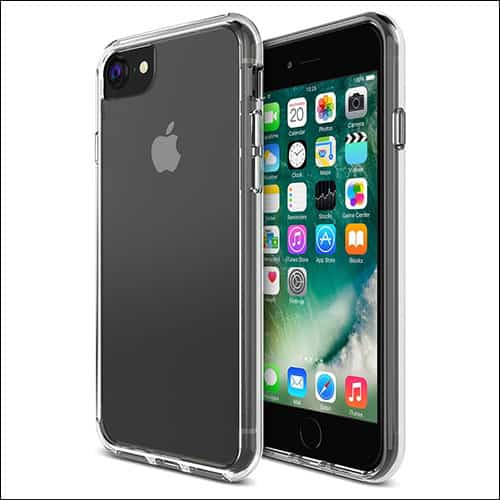 Maxboost iPhone 8 Clear Case