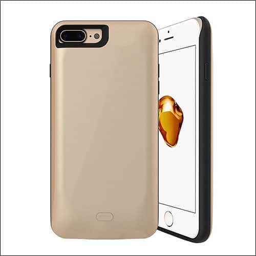 Maxdara iPhone 8 Plus Battery Case