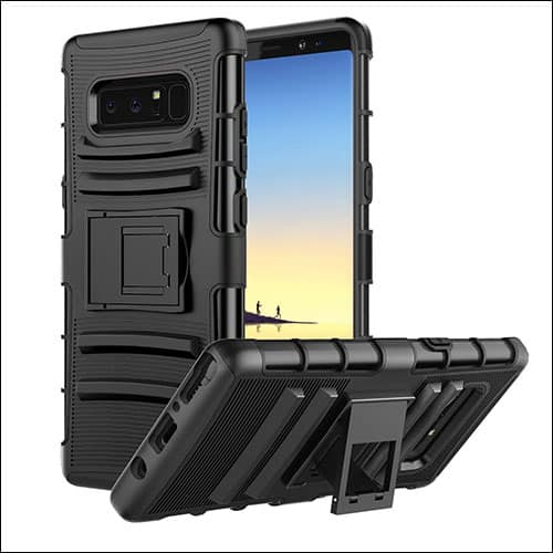 Moko Samsung Galaxy Note 8 Heavy Duty Case