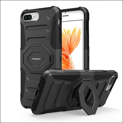 Moko iPhone 8 Plus Kickstand Case