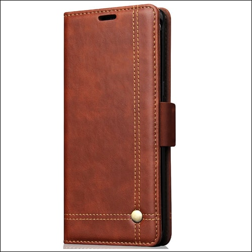 Moyooo Galaxy Note 8 Leather Wallet Case