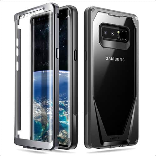 Poetic Galaxy Note 8 Bumper Case