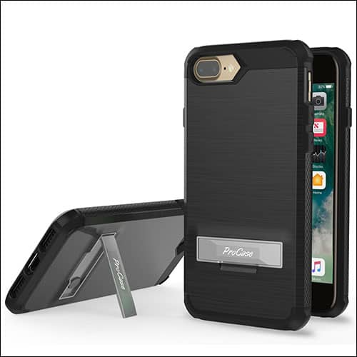 Procase iPhone 8 Plus Kickstand Case