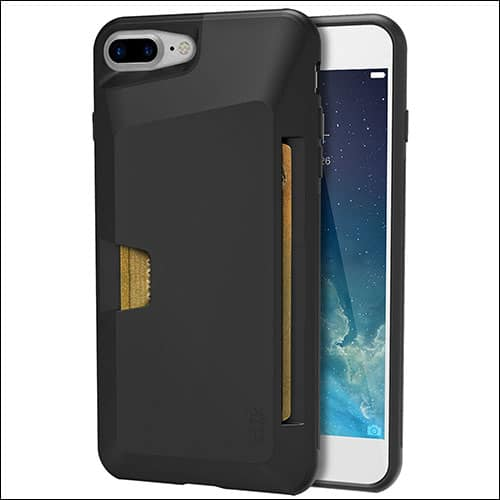 Silk iPhone 8 Plus Wallet Case