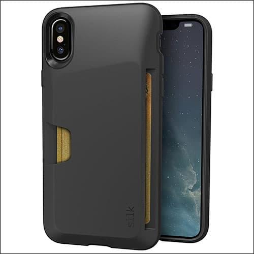 Silk iPhone X Cases