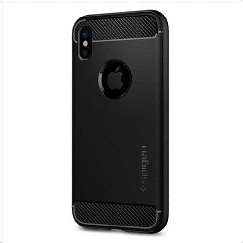 Spigen Rugged Armor iPhone X Cases