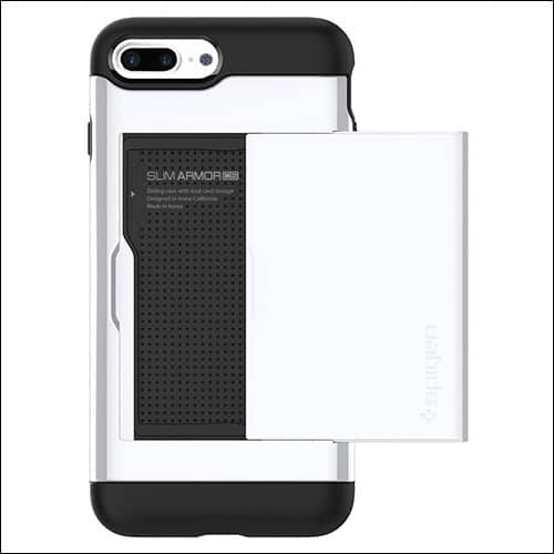 Spigen iPhone 8 Plus Wallet Case