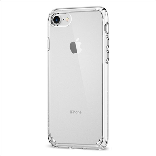 Spigen iPhone 8 Transparent Case