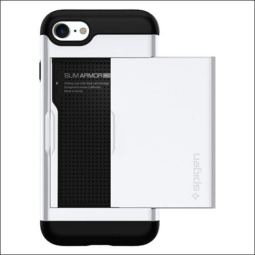 Spigen iPhone 8 Wallet Case