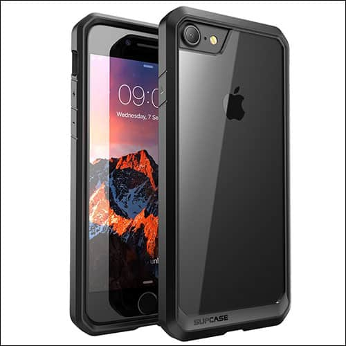 Supcase iPhone 8 Clear Case