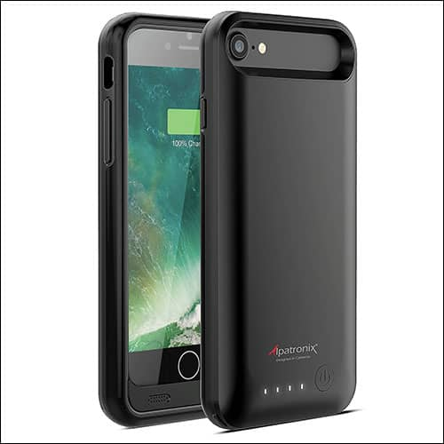 Alpatronix iPhone 8 Battery Case