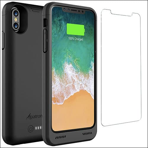 Alpatronix iPhone X Battery Case