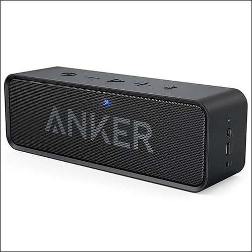 Anker Bluetooth Speakers for iPhone X, 8, and 8 Plus