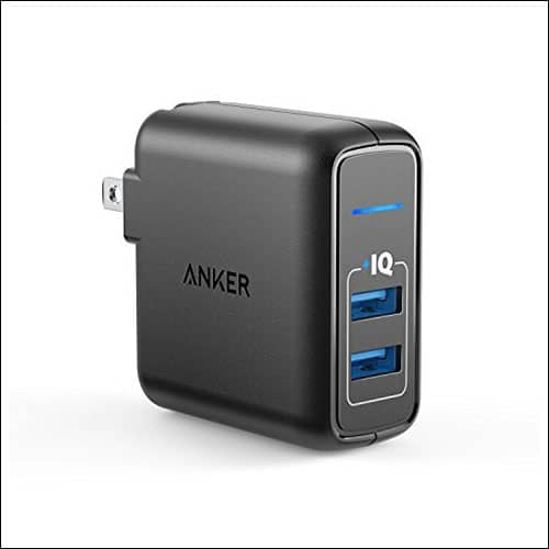 Anker Fast Charge Power Adapter for iPhone