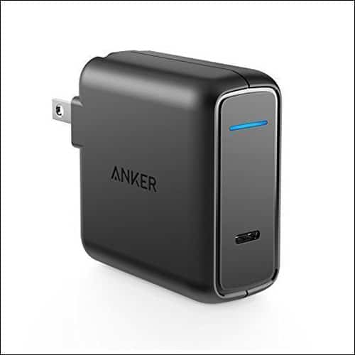 Anker USB Type C Charger for iPhone X, iPhone 8 Plus and iPhone 8