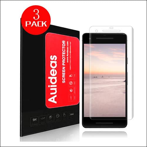 Auideas Google Pixel 2 Screen Protectors