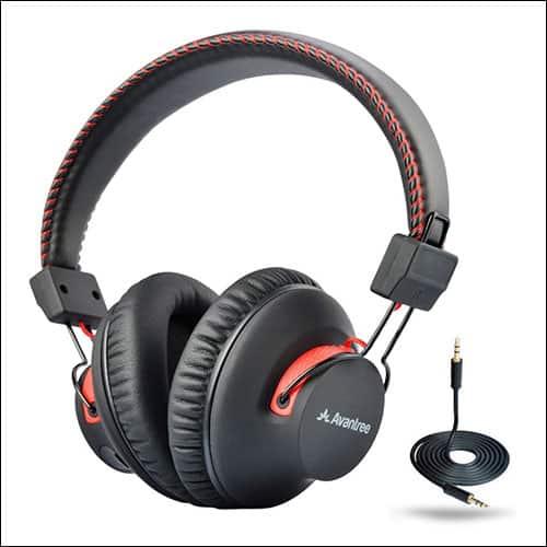 Avantree Bluetooth Headphones for iPhone X