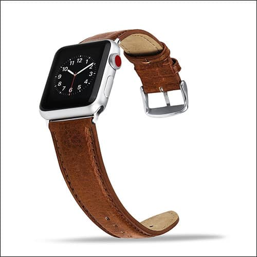 Benuo Apple Watch Series 3 Leather Band