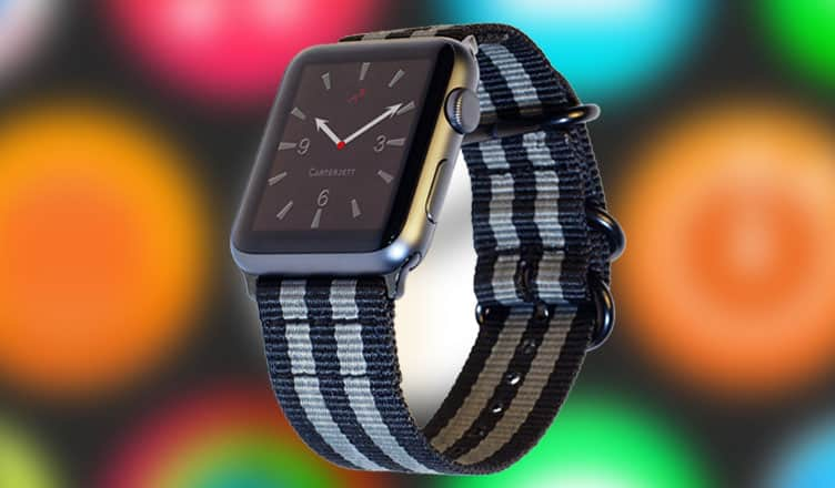 Best Apple Watch Series 3 Nylon Bands
