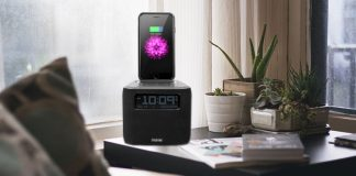 Best Docking Station with Speaker for X and iPhone 8, 8 Plus