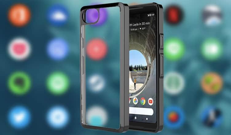 Best Google Pixel 2 XL clear cases