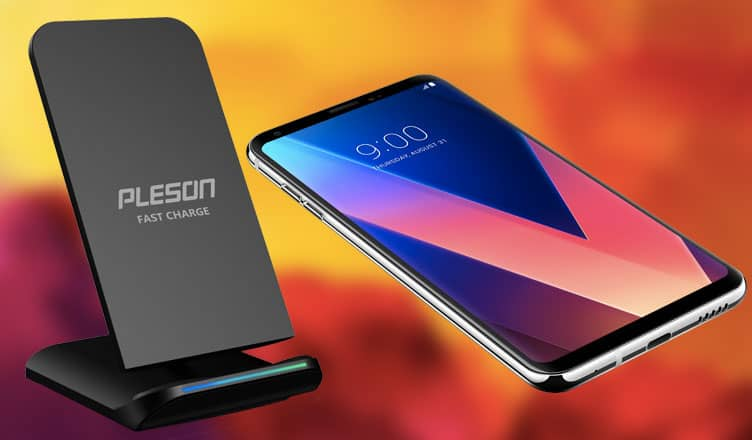 Best LG V30 Wireless Chargers