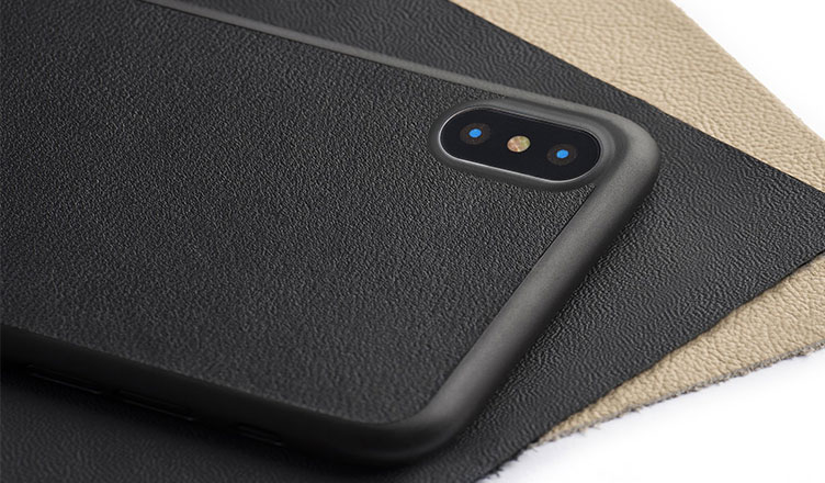 new concept 4ea9f d70e7 11 Best iPhone X Leather Cases: Leathery Charm Invites Attention to ...