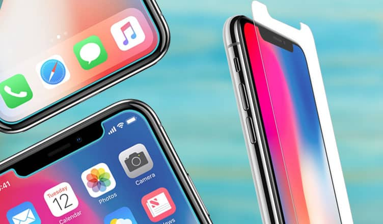 Best iPhone X Screen Protectors