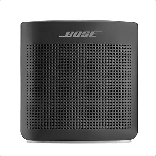 Bose Bluetooth Speakers for iPhone X, 8, and 8 Plus