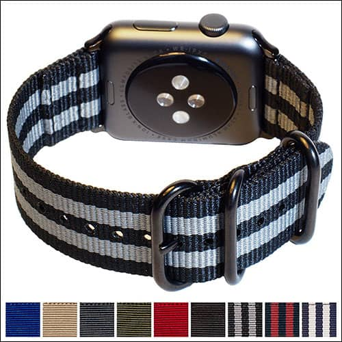 CARTERJETT Apple Watch Nylon Band