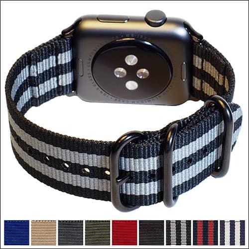 CARTERJETT Apple Watch Nylon Band