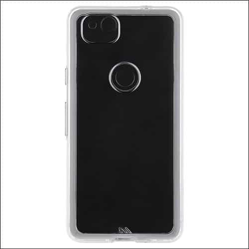 Case-Mate Google Pixel 2 Clear Case
